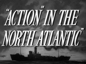 Action in the North Atlantic 1943 Poster2