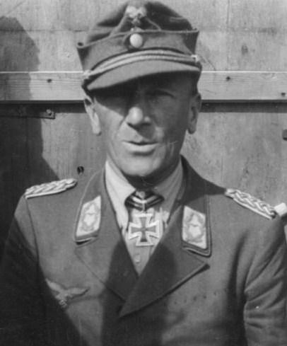 Eugen Meindl Generalmajor (1892 – 1951)