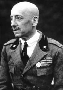 Gabriele d'Annunzio (1863 - 1938)