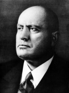 Mussolini (1883 - 1945)