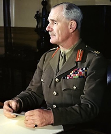 Sir Archibald Wavell Field Marshal (1883-1950)