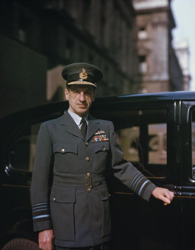 Sir Charles Portal Air Chief Marshal (1893-1971)