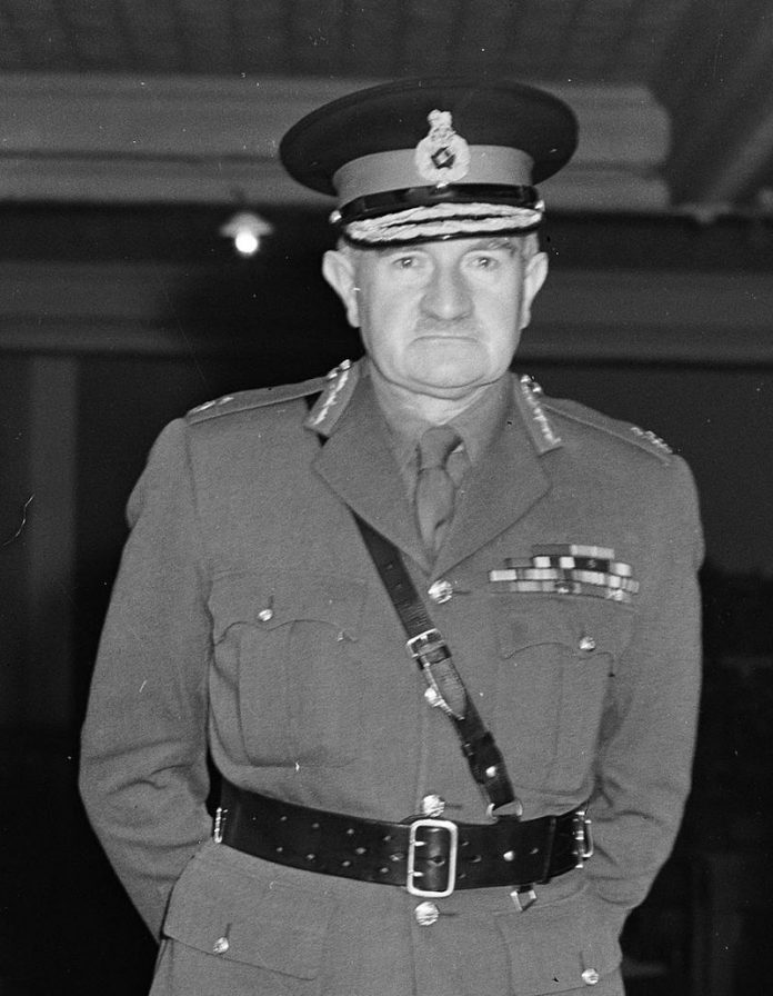 Sir William Slim General (1891-1970)