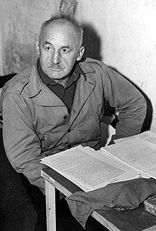 Julius Streicher (Fleinhausen, 12 februari 1885 – Neurenberg, 16 oktober 1946) was een Duitse nazi-leider en journalist.