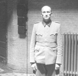 Willy Paul Franz Lages SS-Sturmbannführer(1901 – 1971)