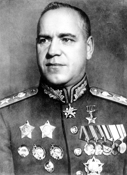 Georgi Zhukov Marshal(1896-1974)