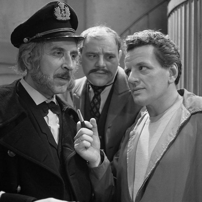 V.l.n.r. Hans Tiemeijer, Bernhard Droog en Rob de Vries (1962)